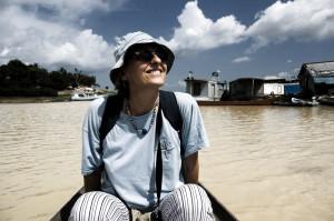 Elisa in Amazzonia
